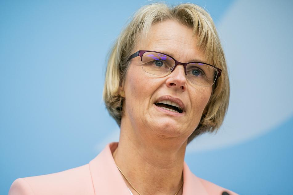 Bundesbildungsministerin Anja Karliczek (49, CDU). (Archivbild)