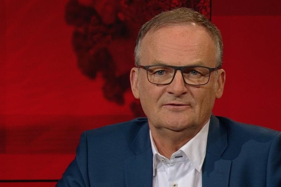 "Frank Plasberg (62) moderierte am Montagabend ""Hart aber fair""."