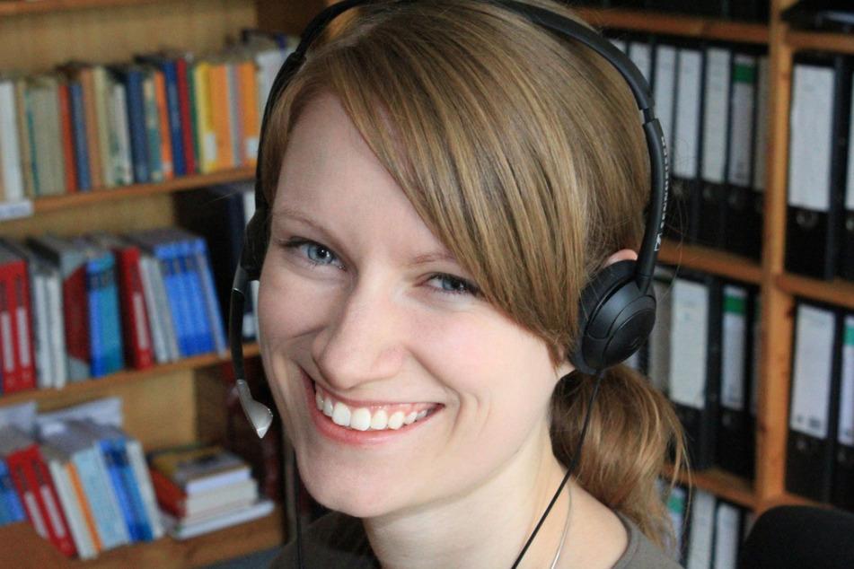 Frauke Rüdebusch ist Expertin für Vornamen. Sie berät Eltern bei der Anerkennung von ungewöhnlichen Vornamen.