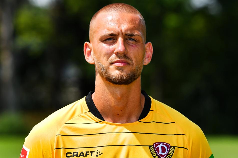 Ex-Dynamo René Klingenburg (26) hat bei Viktoria Köln noch nicht wirklich zu alter Klasse zurückgefunden.