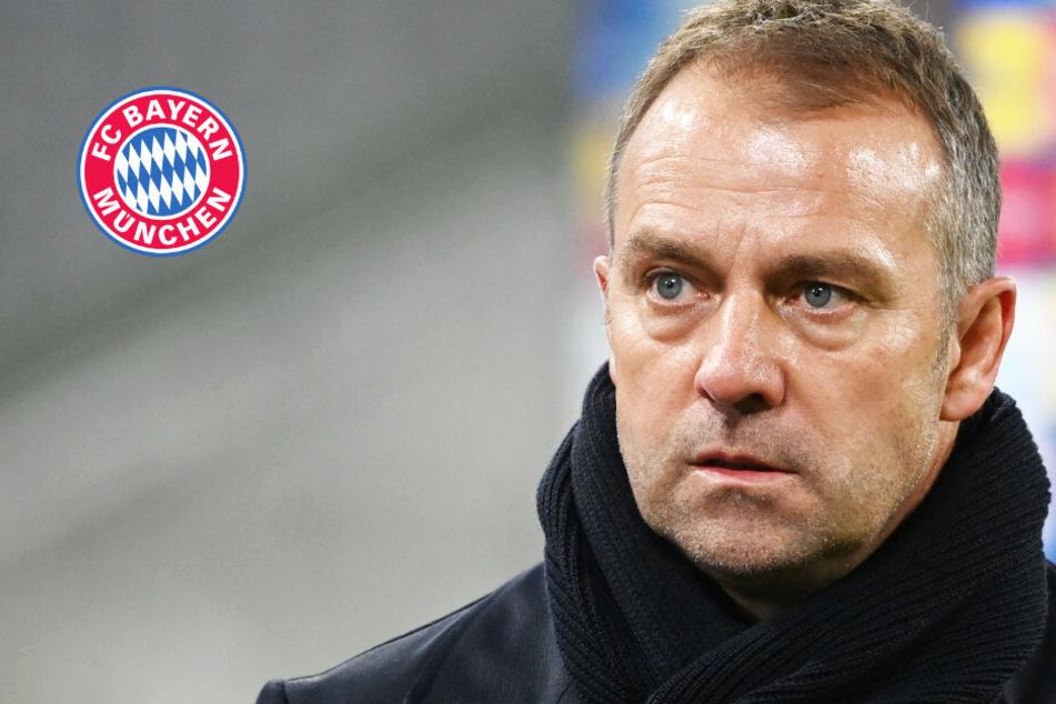 Nachlassende Gier beim FC Bayern? Spieler satt? Das sagt Hansi Flick dazu