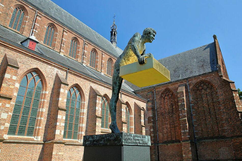 Leipzig: Anonyme Lebensretter: Leipzig setzt Organspendern ein Denkmal