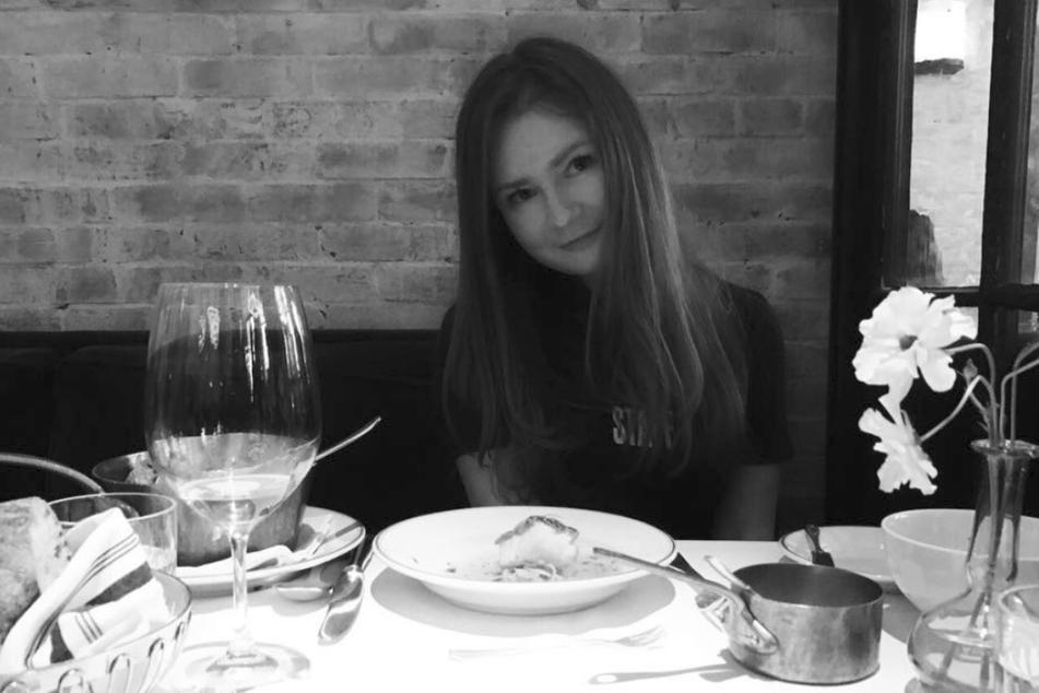 Dieses Foto postete Anna am 2. Mai 2017. Da lebte sie noch ihr Hochstapler-Leben.