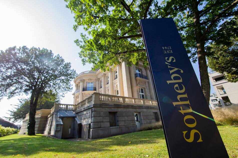 Das Auktionshaus Sotheby's hat seinen neuen deutschen Hauptsitz in Köln und residiert fortan im Palais Oppenheim, einem schlossähnlichen Anwesen am Rhein.