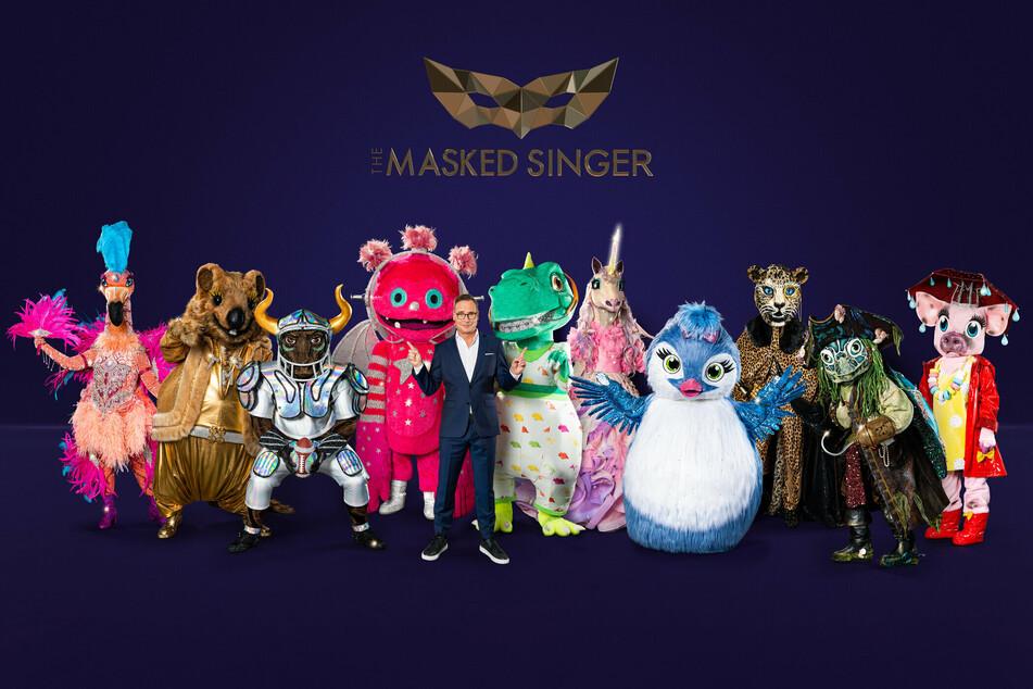 """""""The Masked Singer"""": Diese Promis vermuten Fans hinter den Masken"""
