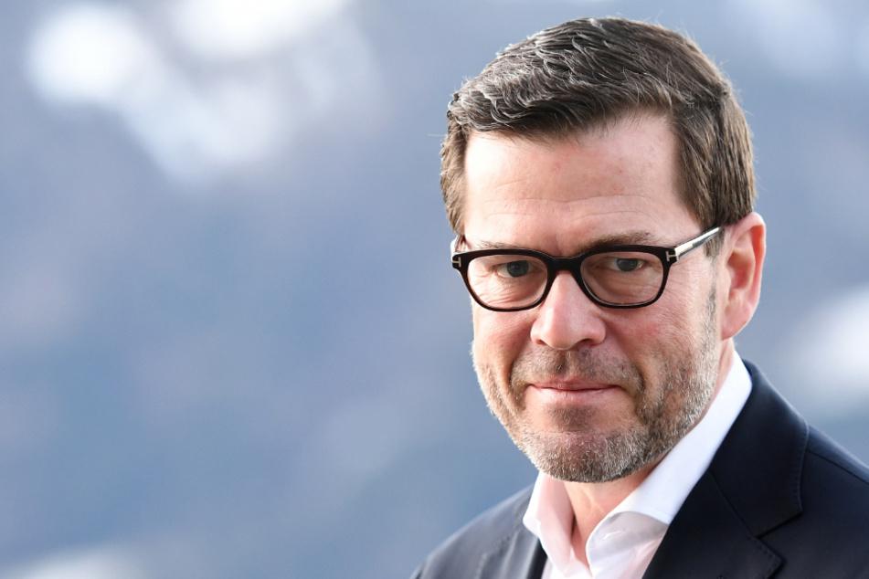 Nach Plagiats-Affäre: Karl-Theodor zu Guttenberg hat wieder einen Doktortitel