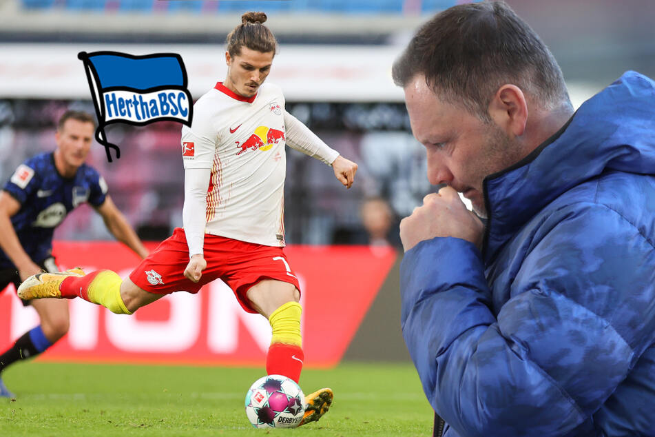 Hertha will die Überraschung: Dardais Horror-Bilanz gegen RB Leipzig