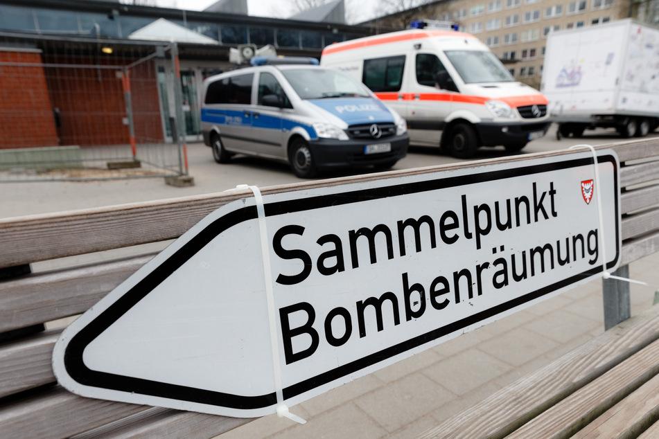 Bomben-Entschärfung in Kiel: Zwei Bundesstraßen gesperrt