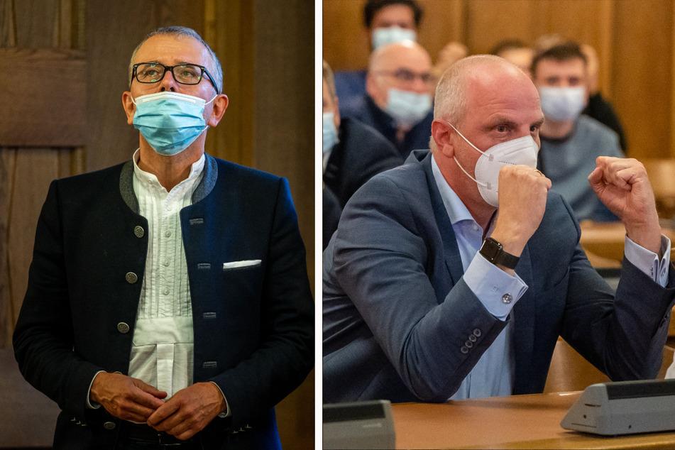 Wahlkrimi in Chemnitzer Rathaus: SPD hat vor der AfD knapp die Nase vorn