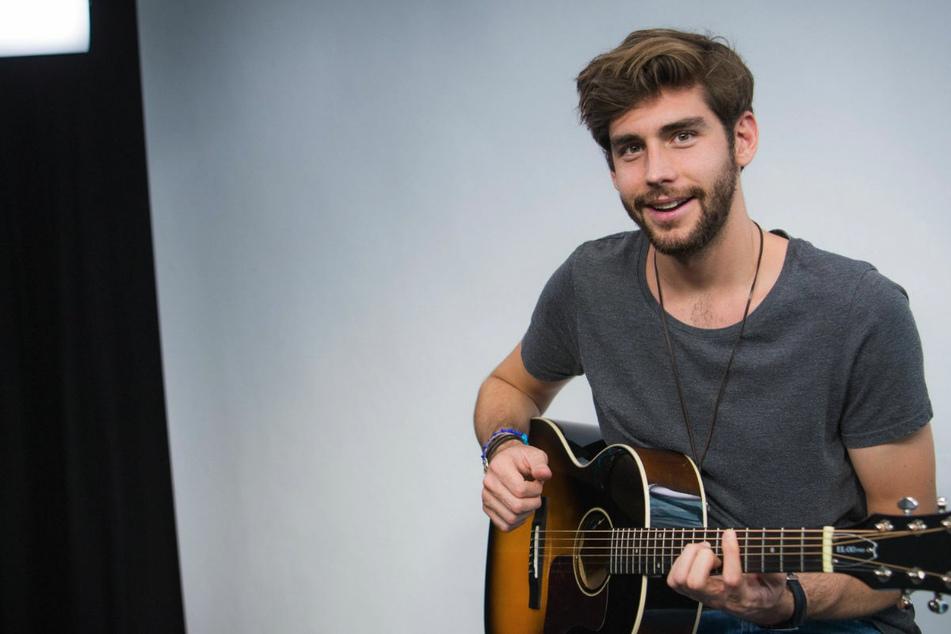 Zu schüchtern für die Bühne: Alvaro Soler hat Karaokebars viel zu verdanken