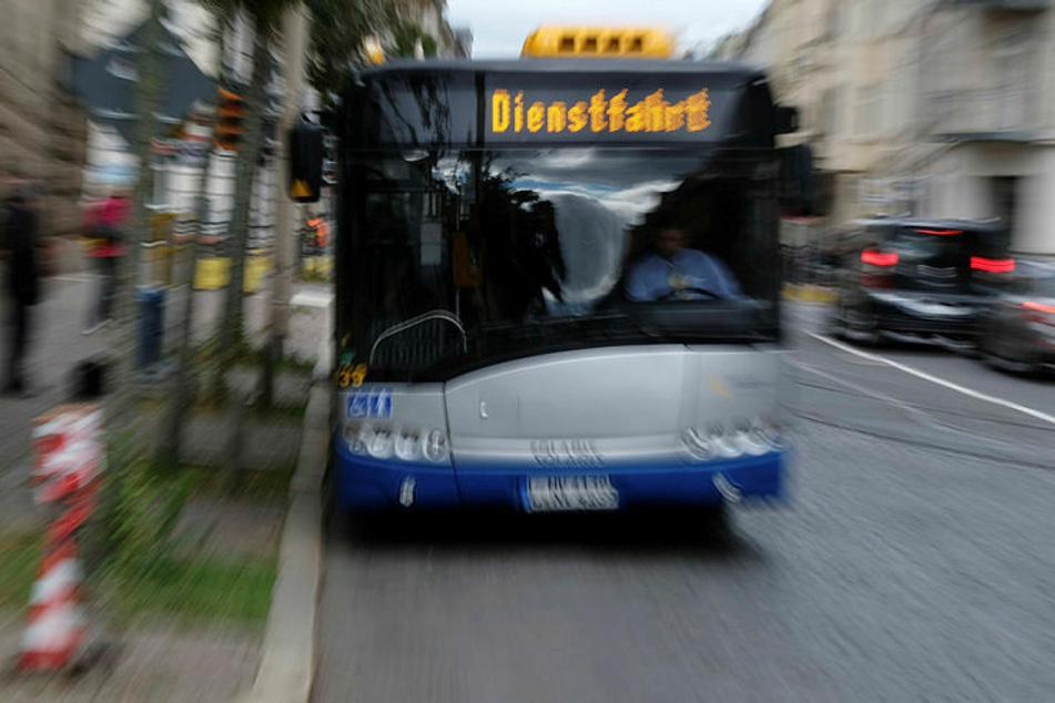 Damit der Cospudener See in den Ferien auch unter der Woche gut zu erreichen ist, haben die Leipziger Verkehrsbetriebe den Bus-Fahrplan angepasst. (Archivbild)