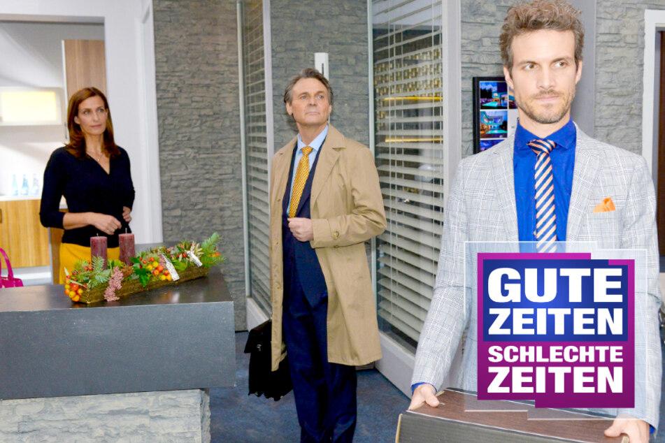 GZSZ: GZSZ: Jo Gerner lässt die Bombe platzen! Verliert Felix jetzt alles?