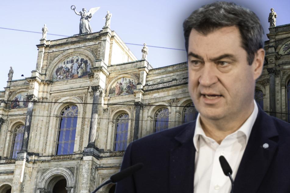 Coronavirus: Hilfspaket in Milliardenhöhe beschäftigt den Landtag in Bayern