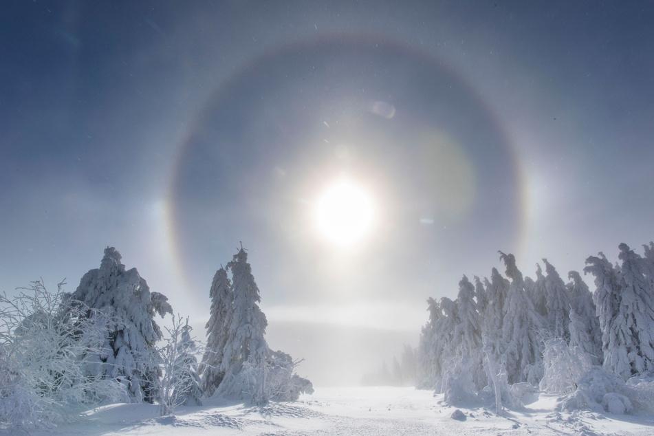 Himmelsphänomen im Erzgebirge: Was ist das?