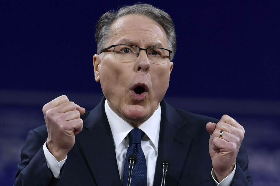 Wayne LaPierre has served as executive vice president and chief executive of the NRA since 1991.