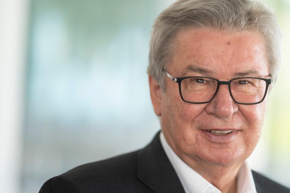 Der Herr der Dübel: Klaus Fischer wird heute 70!