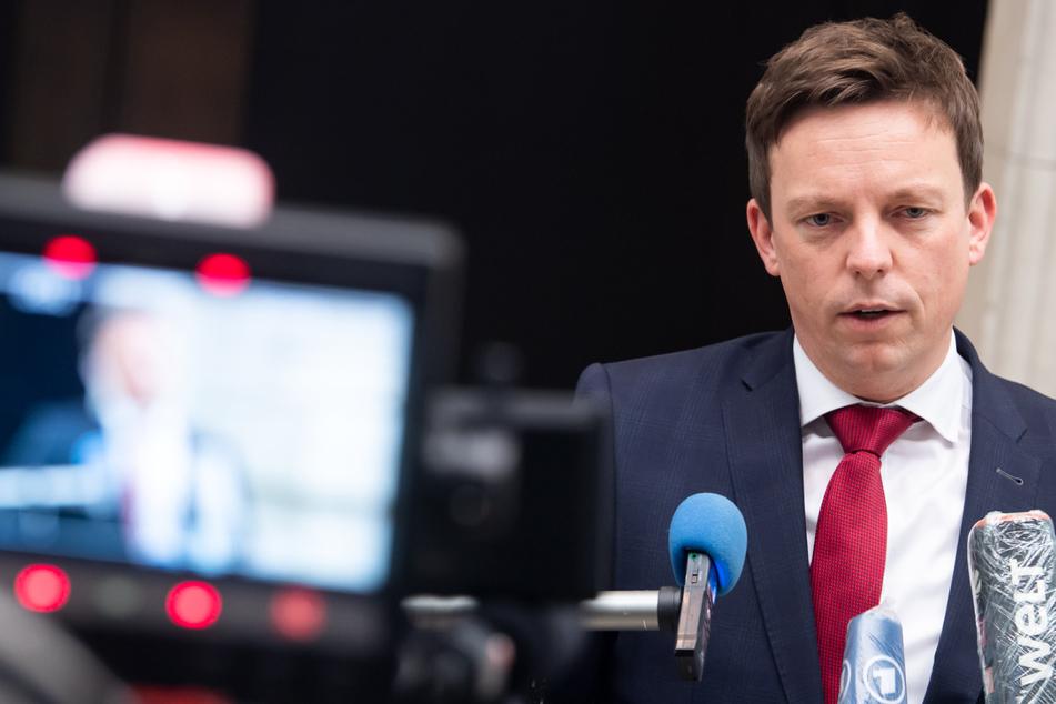 Der saarländische Ministerpräsident Tobias Hans (42, CDU). (Archivbild)