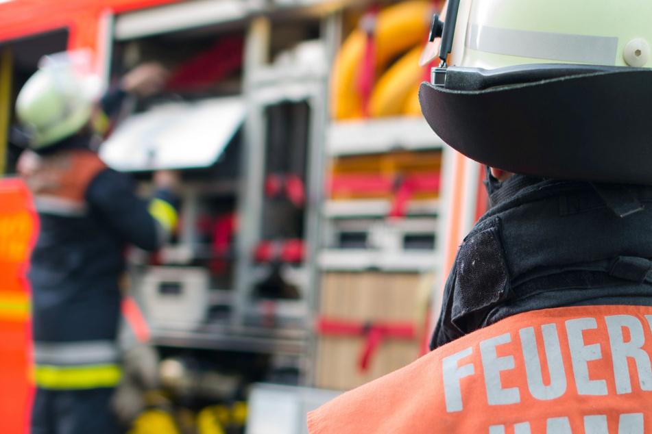 Die Feuerwehr konnte den Jungen (2) retten. (Symbolbild)