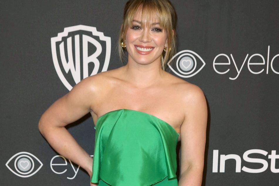 Hilary Duff (33) wird zehn Folgen lang ihren Kindern erklären, wie sie deren Vater kennengelernt hat. (Archivbild)