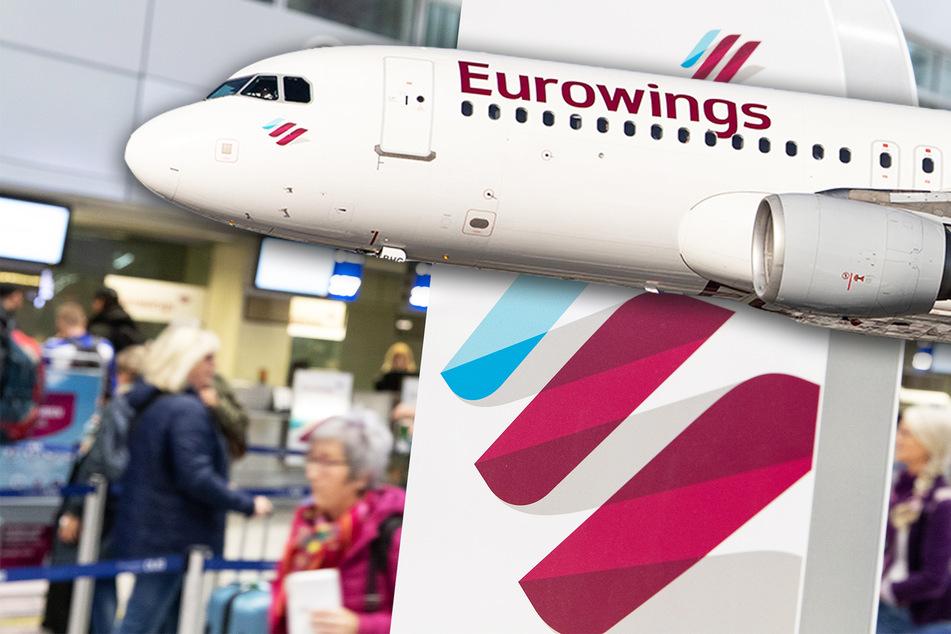 Wie absurd: Eurowings druckt Bordkarten vom Online-Check-in nur noch am Flughafen aus