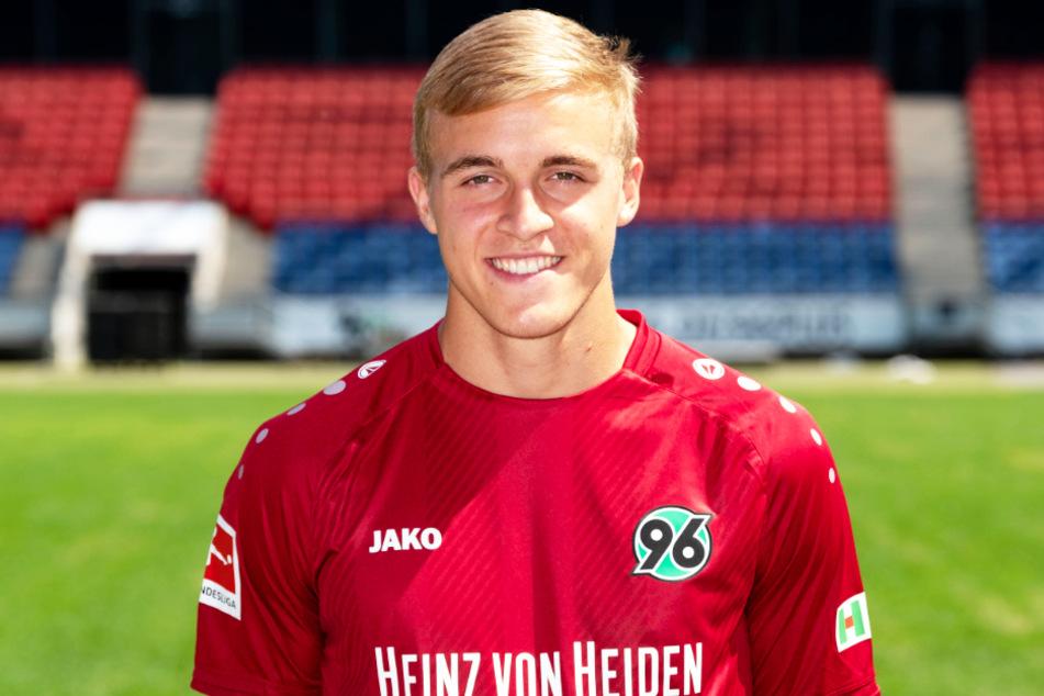 Timo Hübers (23) hat seine Coronavirus-Infektion überstanden.