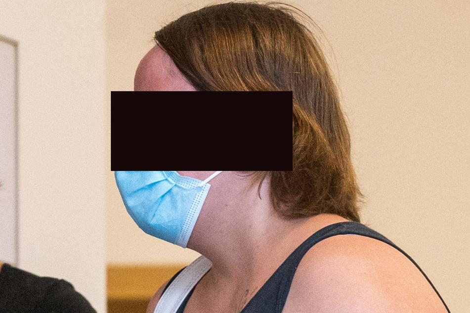 Sandra R. (29) wurde auf dem Spielplatz zur Furie.