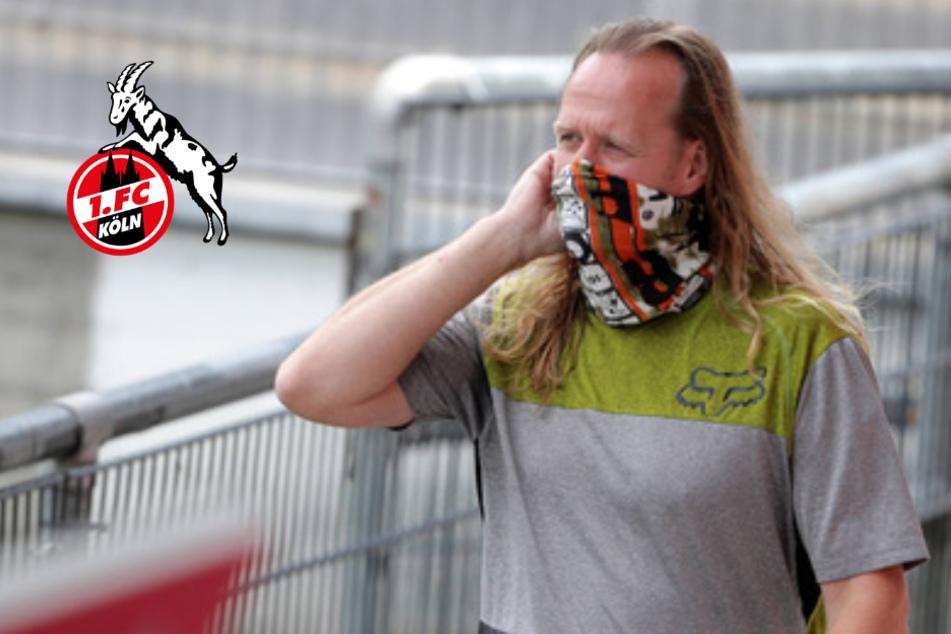 1. FC Köln: Stefan Müller-Römer verkündet nach umstrittenen Mails seinen Rücktritt