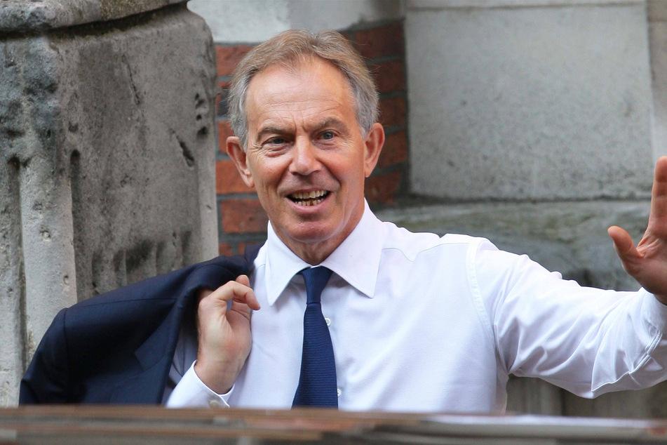 Tony Blair rivals Boris Johnson for UK prime minister's worst look