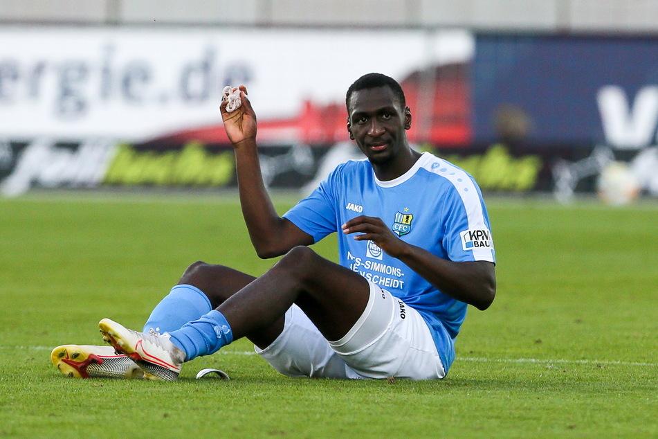 """""""Eine bittere Erfahrung."""" Vor einem Jahr stieg Tarsis Bonga mit dem CFC aus der 3. Liga ab."""
