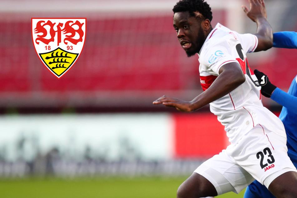 VfB-Coup! Stuttgart verlängert mit Orel Mangala