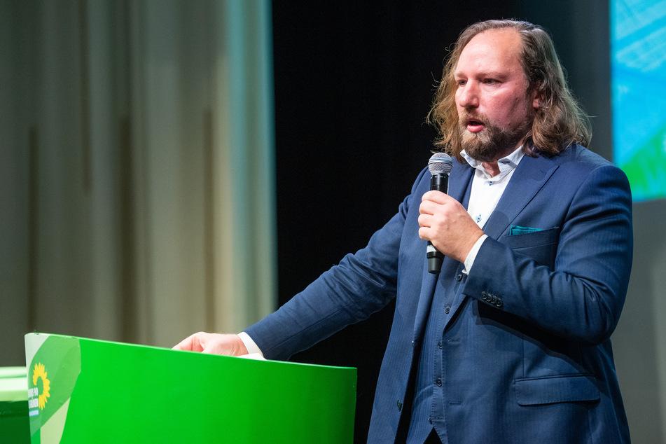 Grünen-Fraktionschef Anton Hofreiter (50). (Archivbild)