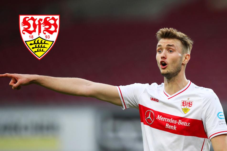 Heiß begehrter VfB-Topstürmer Sasa Kalajdzic bleibt zurückhaltend