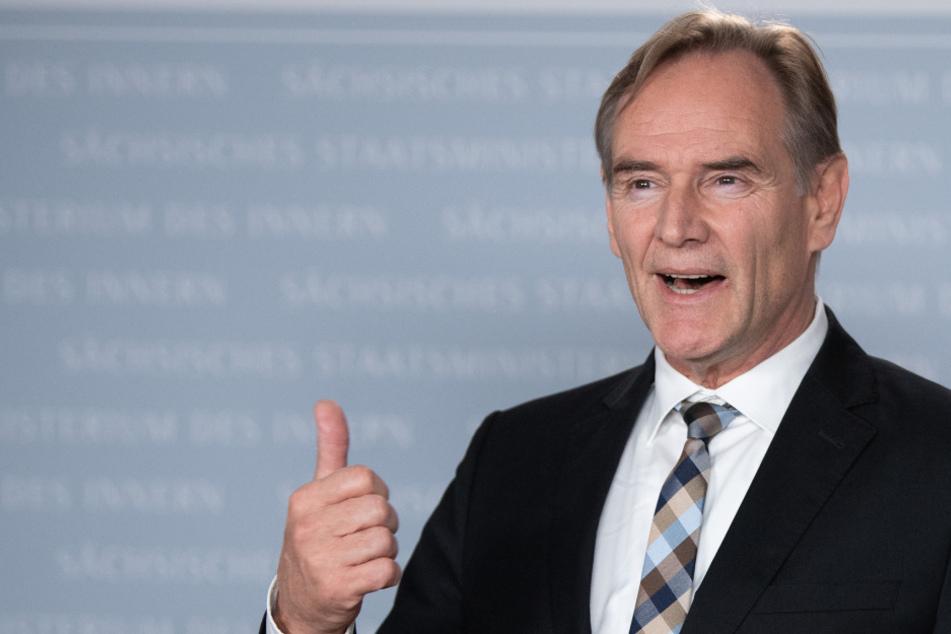 Leipzigs OB Jung äußert sich zur Verlängerung der Ausgangsbeschränkung