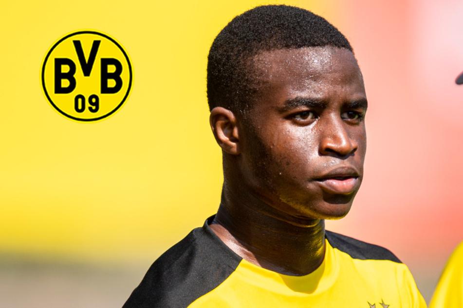 Wird BVB-Youngster Youssoufa Moukoko nun jüngster Champions-League-Spieler aller Zeiten?
