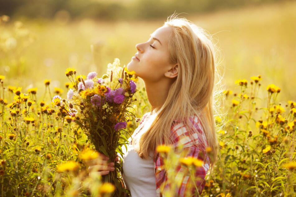 Frühlingsgefühle kommen an Pfingsten bestimmt bei vielen auf.