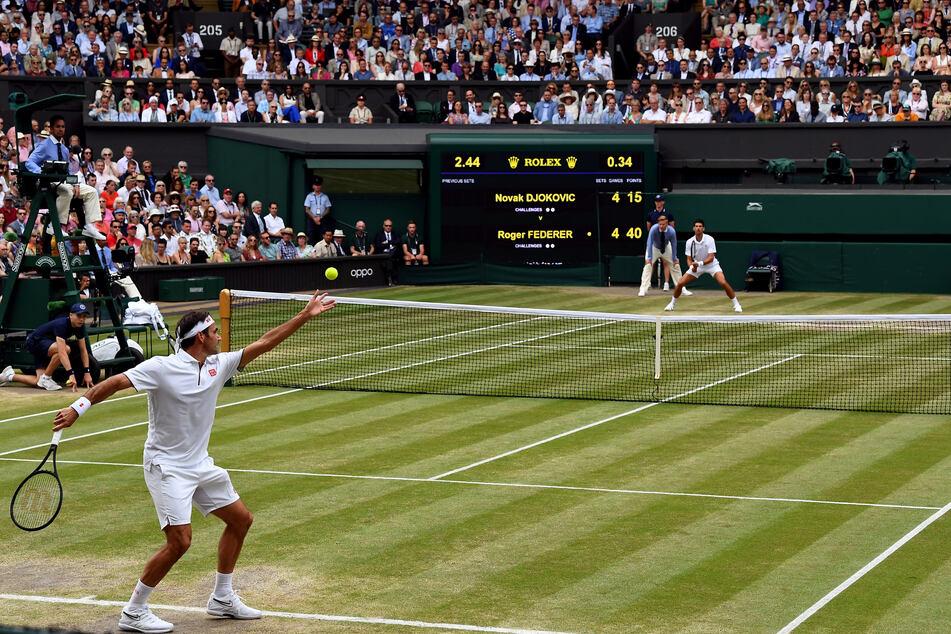 Wimbledon fällt in diesem Jahr aus. (Archivbild)