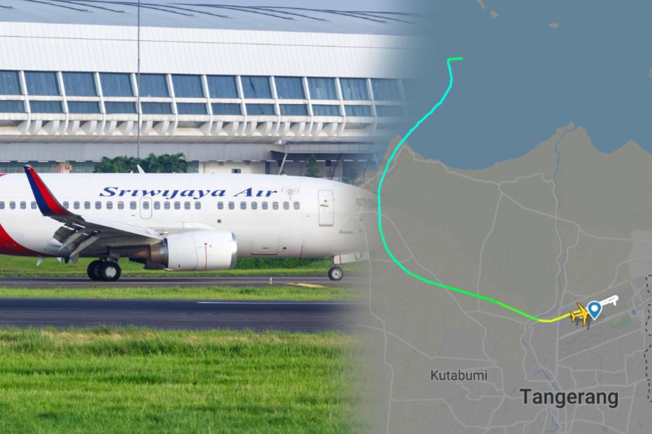 Flugzeug mit 62 Menschen an Bord verschwindet plötzlich über dem Meer