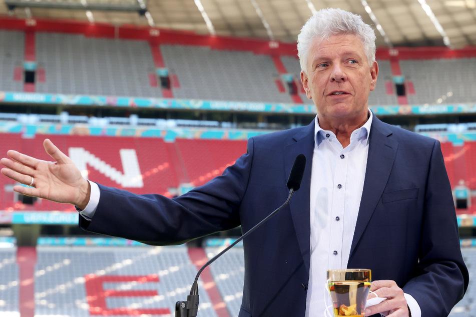 Der Münchner Oberbürgermeister Dieter Reiter (63, SPD) wollte mit der Beleuchtung ein klares Zeichen setzen. Daraus wird nichts.