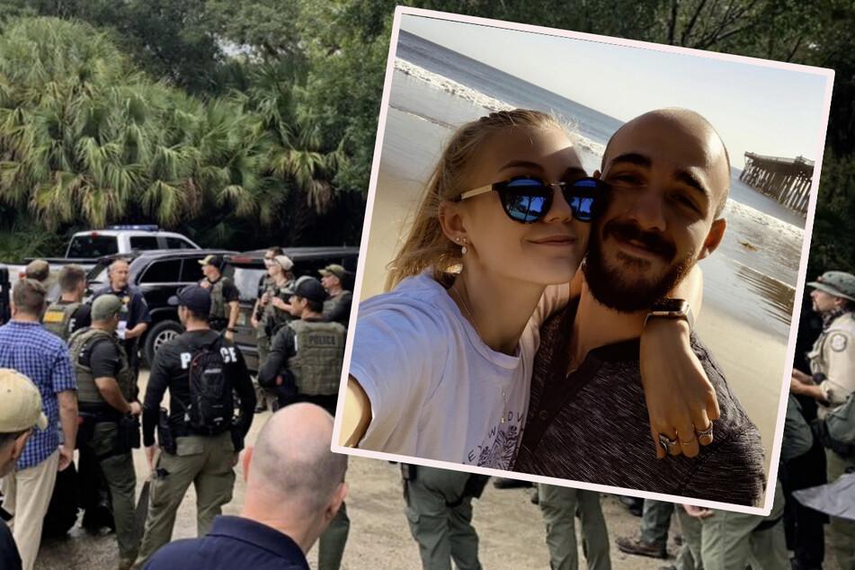 Fall Gabby Petito: Polizei sucht in Naturschutzgebiet nach Freund