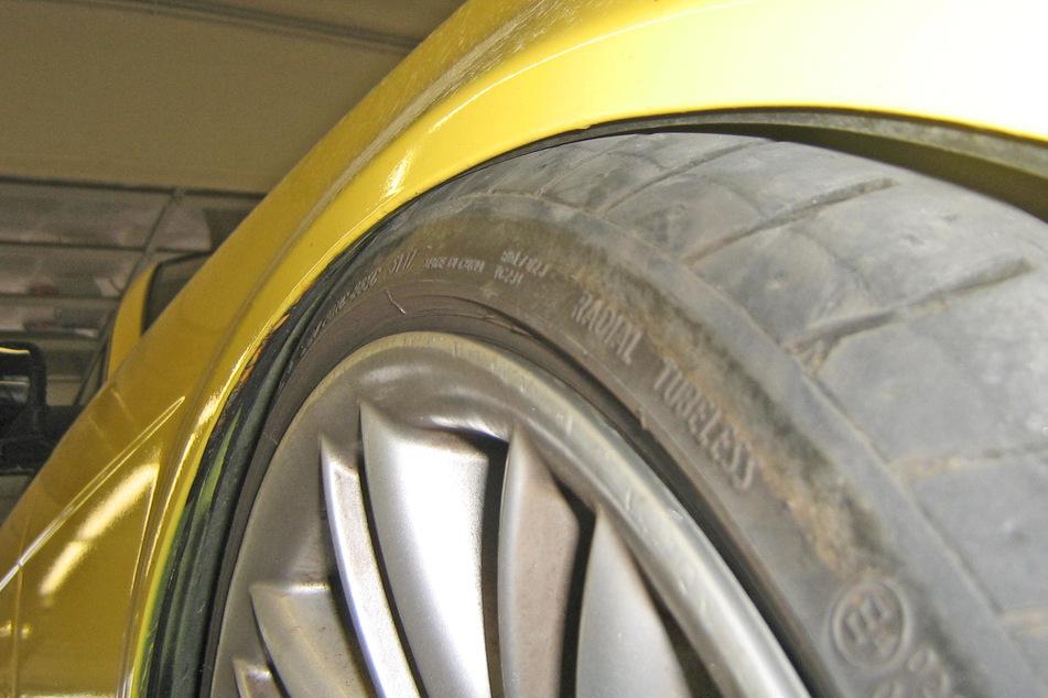 3er BMW zu heftig getunt: Auto sofort stillgelegt