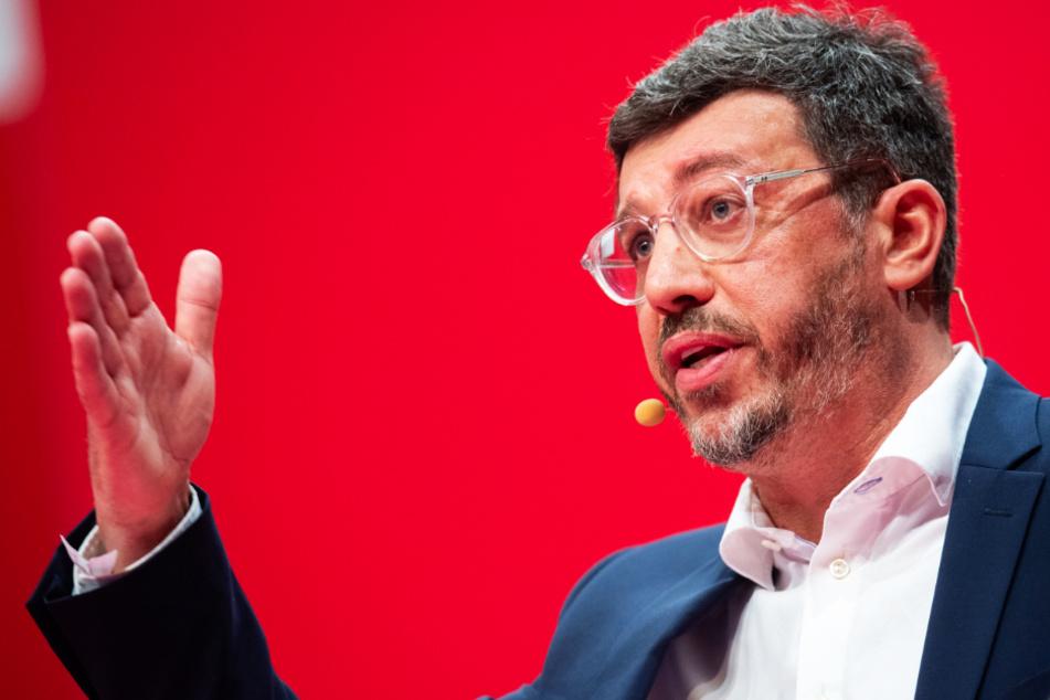 Der amtierende VfB-Präsident Claus Vogt (51) ist einer der Hauptprotagonisten in einem immer mehr aus dem Ruder laufenden Machtkampf.