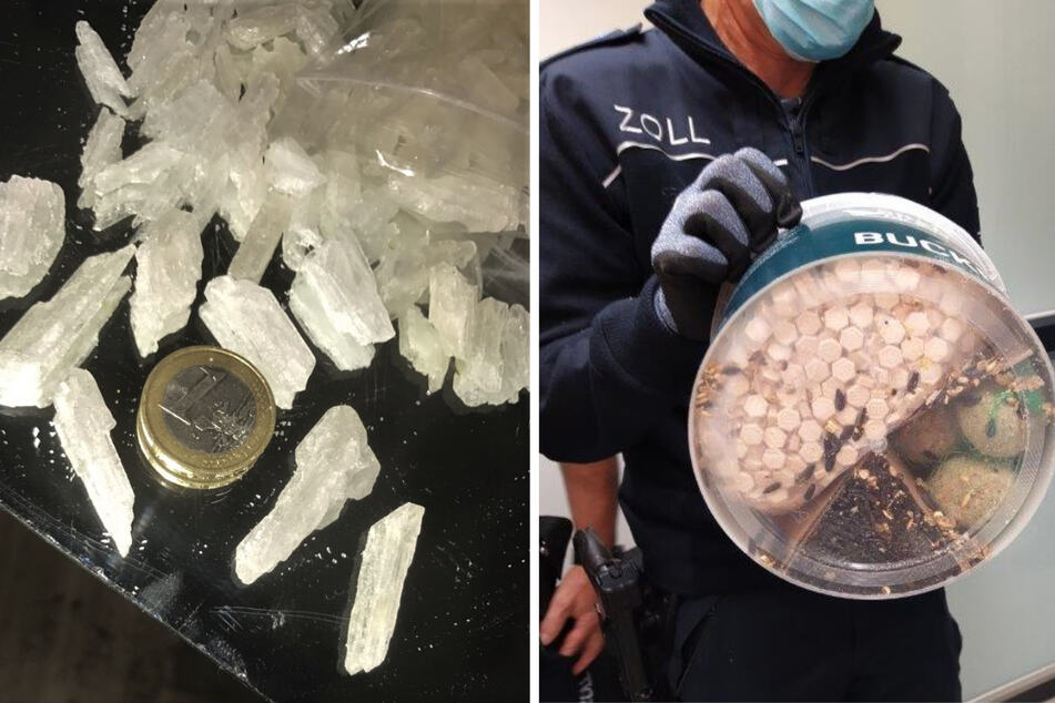 Zoll zerschlägt internationalen Drogenring: 18 Verdächtige in Untersuchungshaft