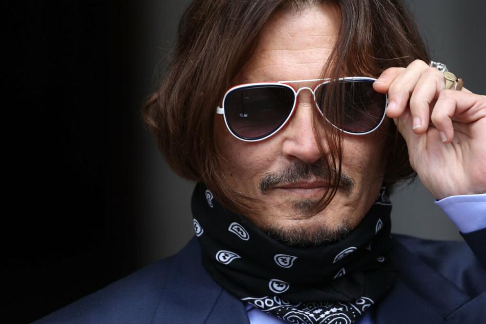 Mann bricht bei Hollywood-Star Johnny Depp ein, um eine Dusche zu genießen