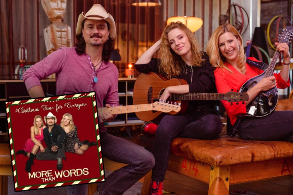 Neue Single mit ihrer Familie: Stefanie Hertel stimmt uns auf Weihnachten ein