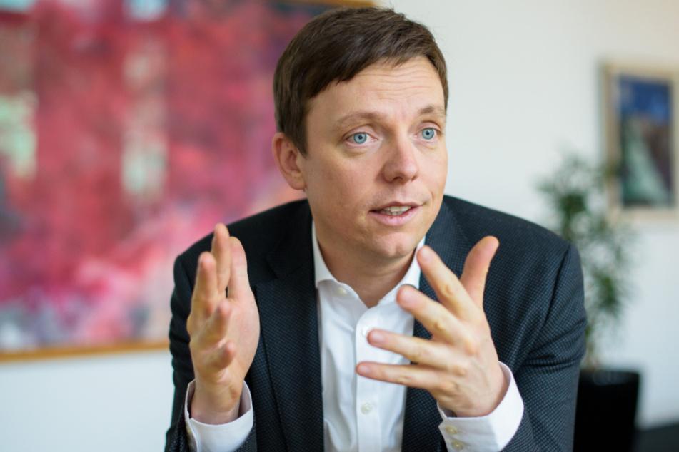 Ministerpräsident des Saarlandes: Tobias Hans (42, CDU).