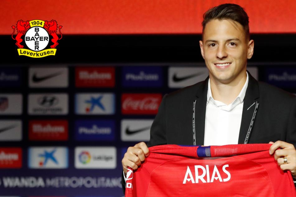 Leverkusen verpflichtet kolumbianischen Rechtsverteidiger Arias