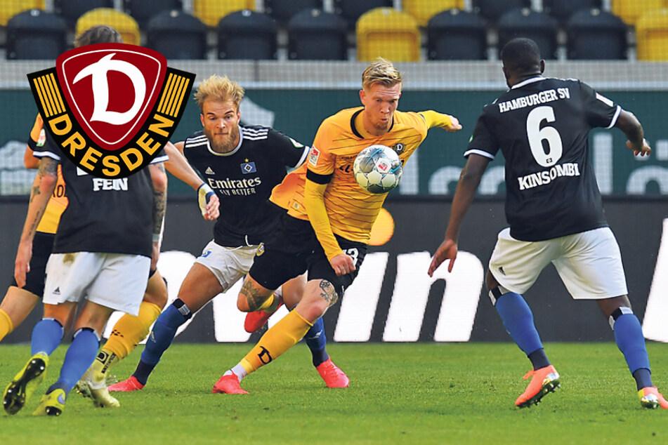 Dynamo Dresden: Wer kommt, wer geht? Kniffliges Kader-Puzzle bei der SGD