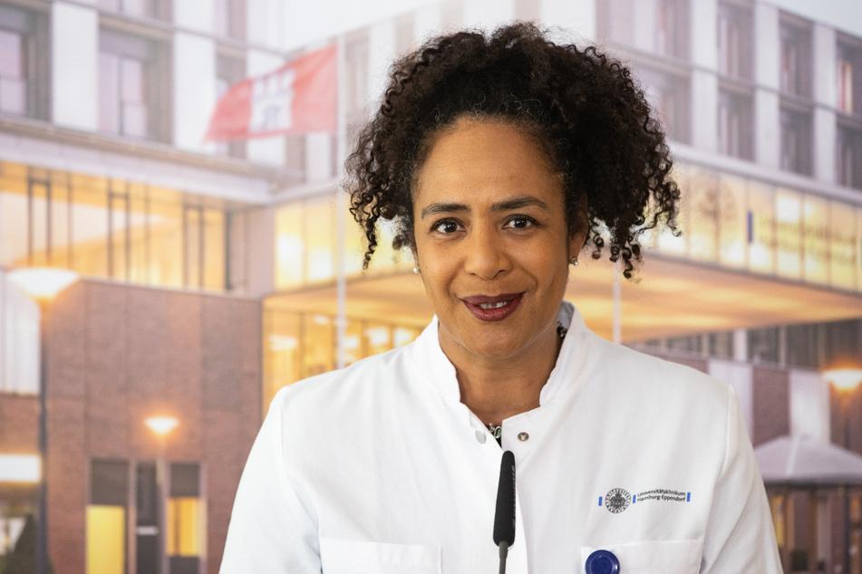 Virologin Marylyn Addo (51), Leiterin der Infektiologie des Universitätsklinikums Hamburg-Eppendorf, ist zuversichtlich.