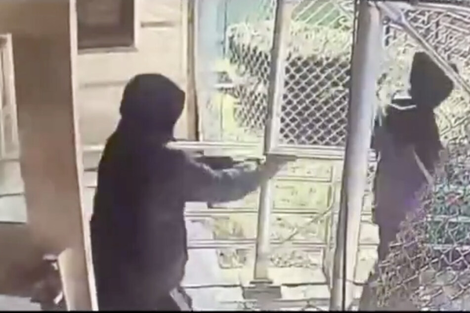 NYPD releases footage of FedEx driver shooting