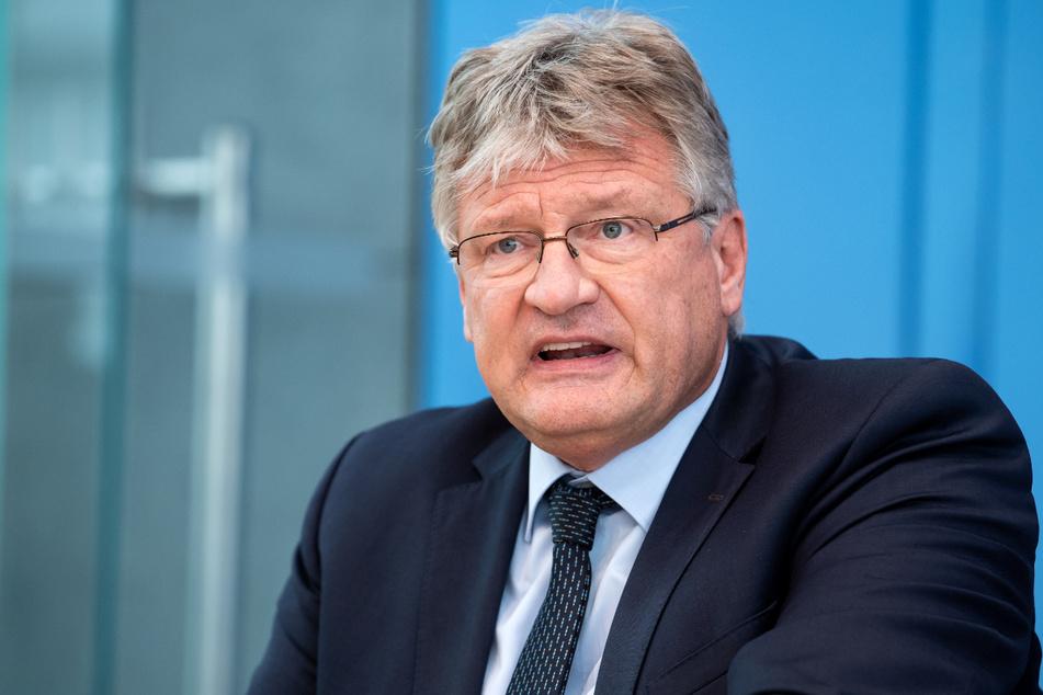 Jörg Meuthen (60) will nicht mehr für den Parteivorsitz der AfD kandidieren.